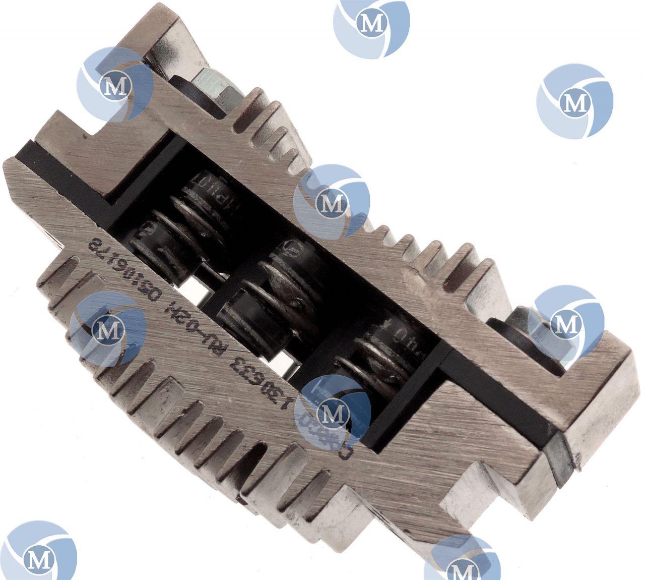 pont de diodes pour alternateur magneti marelli 63320022. Black Bedroom Furniture Sets. Home Design Ideas