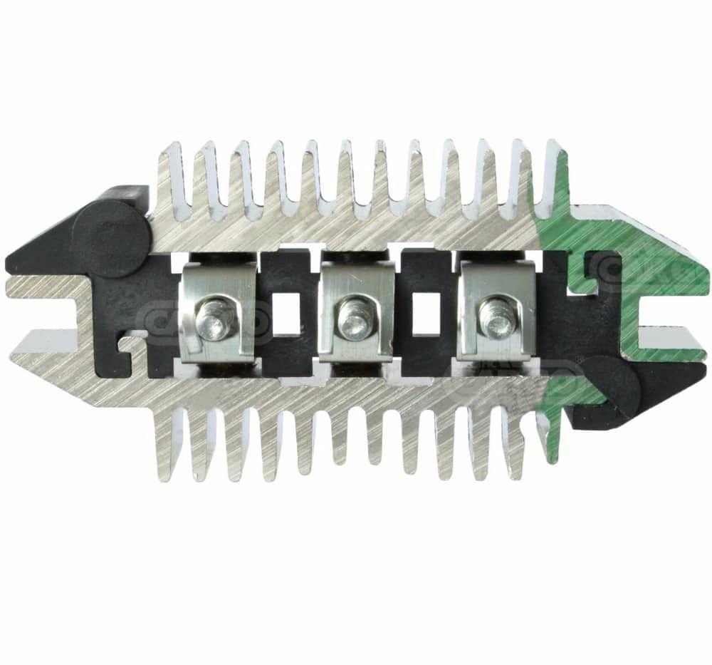 pont de diodes pour alternateur delco remy 3493641. Black Bedroom Furniture Sets. Home Design Ideas